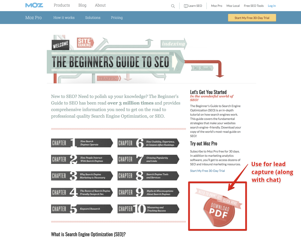 Beginner's Guide to SEO (Search Engine Optimization) - Moz 2018-01-31 11-29-30